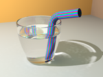 A Glass of Water by YesThisIsMe