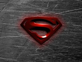 Superman symbol D by DISENT