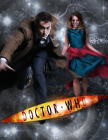 Doctor Who: Space Poster by sweet92590