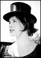 Tophat by sarahredhead
