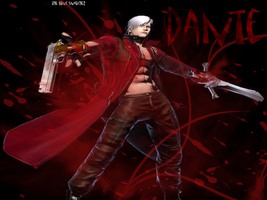 Dante Aura by The-Bone-Snatcher