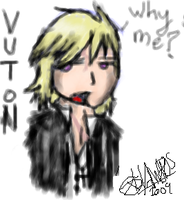 Vuton - 'Why Me' by R-D-V-fan