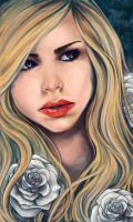 Rose Tyler Defender of Earth by lissybeth123