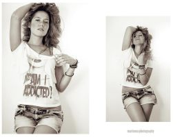 Nu by mariannaphotography