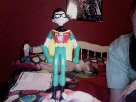 My Robin Doll by DCFangirl01
