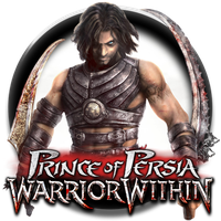 Prince of Persia Warrior Within Icon by DudekPRO