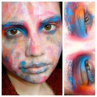 Face Painting by LovelyLiar