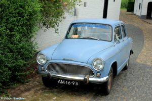Simca Aronde front by jochniew