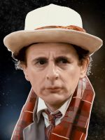 The Seventh Doctor by Futurenoir
