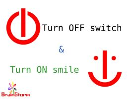 Turn OFF to Turn ON by d1pran