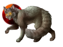 Yellowfang by Jeavieh