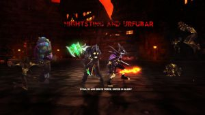 Nightsting and Urfubar Mmo champion request by Banan163