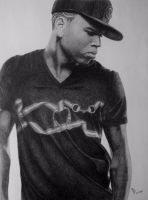 Chris Brown - Next 2 U by FromPencil2Paper