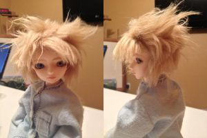 MSD Wes Wig by Mole-Chan