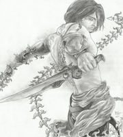 Prince of Persia - Two Thrones: The Prince by Lice-chan