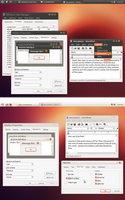 Ubuntu Light Themes 12.10 by Aerilius