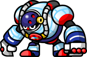 Frost Man Vector by Warheart156