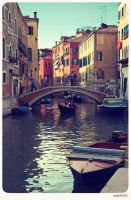 Remembering Venice - 3 by anjali