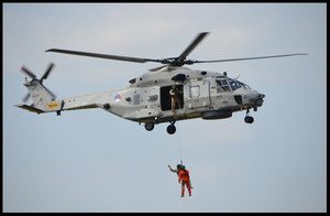 Dutch NH-90 NFH by SteveFranck