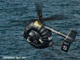NAUTILUS HELICOPTER by CUTANGUS