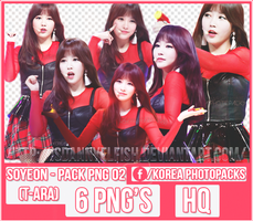 Soyeon (T-ARA) - PACK PNG#02 by JeffvinyTwilight