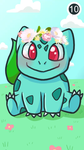 Pokesnaps: Bulbasaur by Gray-Sea