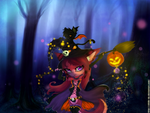 CE: +Sexy Halloween+ by Shide-Dy