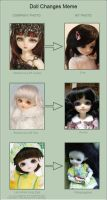 Doll changes meme 1 by ladyiolanthe