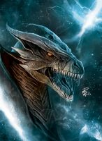 Dragon demon by shiprock