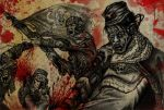 Blood and thunder by jeenhoong