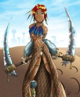Keiri of the Great Plains by dumaguete