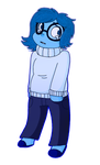 My Bby Sadness by SCP-Fluffs