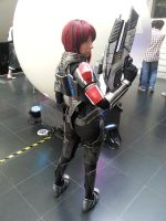 Animecon 2014 Mass Effect 3 cosplay (2) by AseliaNL