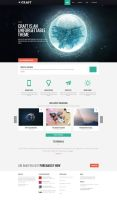 Craft - Responsive Retina Ready WordPress Theme by DarkStaLkeRR