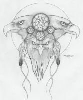 Dreamcatcher by -vassago-