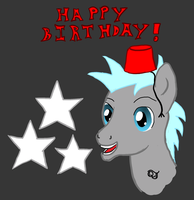 Foaly's Birthday by QuantumBJump