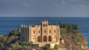 Church S. Maria dell'isola Tropea - HDR by yoctox