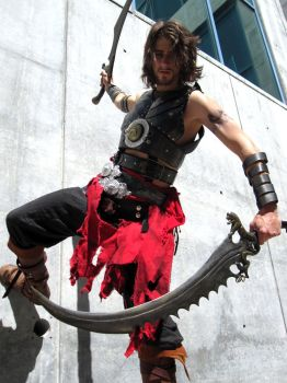 Prince of Persia by ChaosPhoto