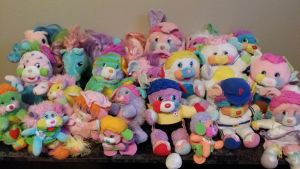 my popples collection by WolffangComics