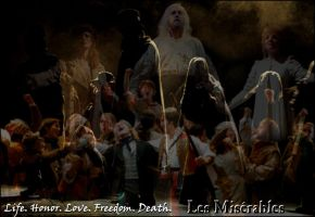 Les Miserables by Amkii