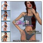 Lights on me by Ecathe by Ecathe