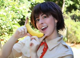 Nice Bananas by JanvierCosplay