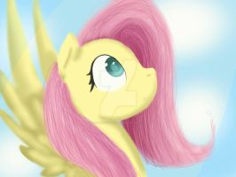 Flutters and her terrible wings by xXGreenMistXx