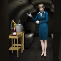 Welcome to First Class by KoDraCan