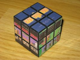 Earthbound Cube by Kricket1385
