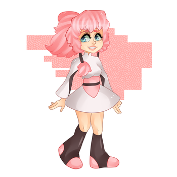 my oc by cheeriotte