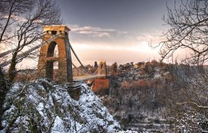 Clifton Suspension Bridge 2 by northernmonkeyz
