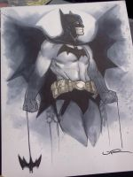 The Batman by ukosmith