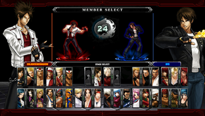 EnShadow in KOFXIII by EnlightendShadow