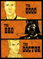 The Good, The Bad and The Doctor by ultimategallo